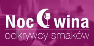 ilustracja Noc Wina logo