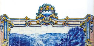 azulejos azulejo Portugalia Rio Douro