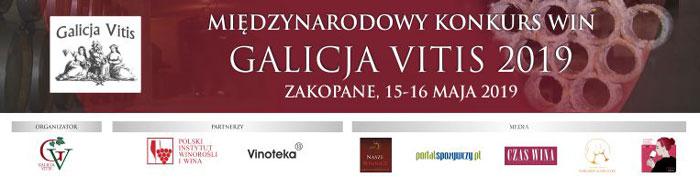Galicja Vitis 2019 partnerzy