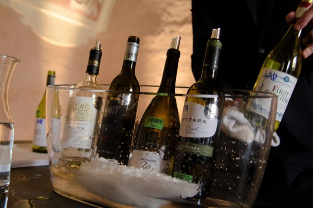 Wina z Mondial Sauvignon Ptuj