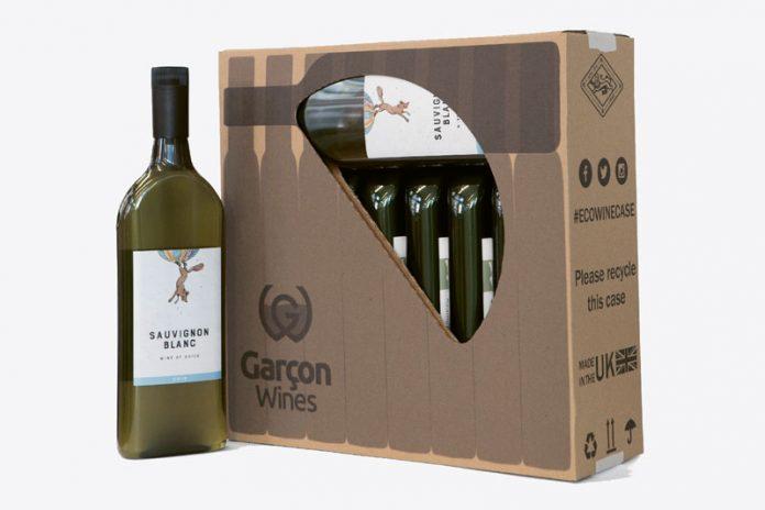 ekobutelki na wino