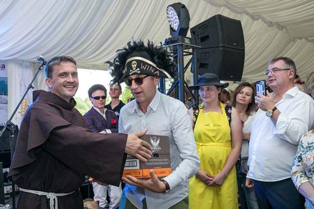 Nagroda od browaru Grimbergen