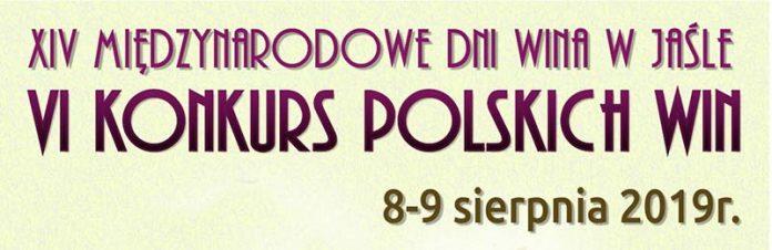 VI Konkurs Polskich Win w Jaśle