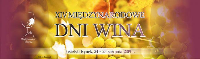 XIV Międzynardowe Dni Wina w Jaśle