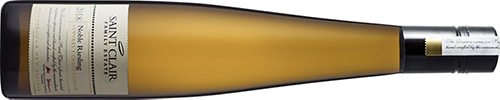 2018 Saint Clair Godfreys Creek Reserve Noble Riesling