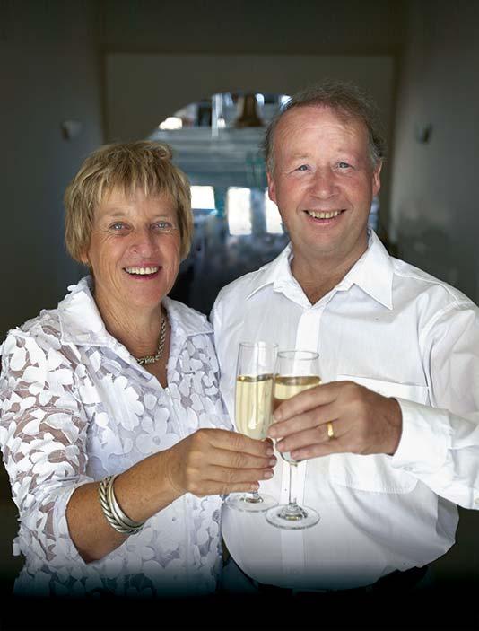 Judy i Neal Ibbotson