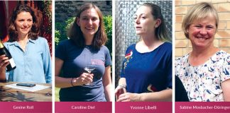 Gesine Roll, Caroline Diel, Yvonne Libelli, Sabine Mosbacher-Düringer | fot. J. Korn-Suchocka