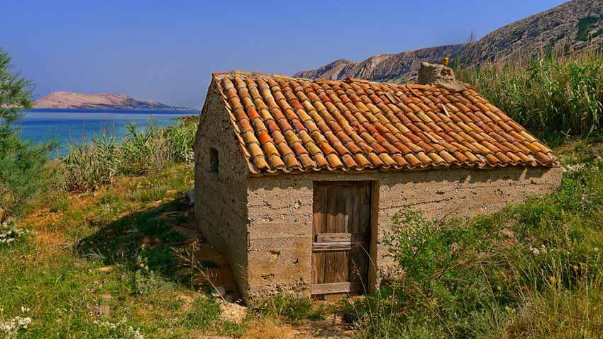 Wyspa Pag, Chorwacja
