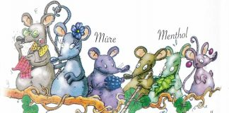 Sześć szczurków Sy-Rah