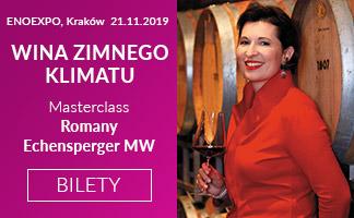 Enoexpo Masterclass Romany Echensperger MW
