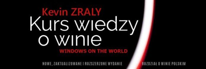 Kurs wiedz o winie Kevin Zraly