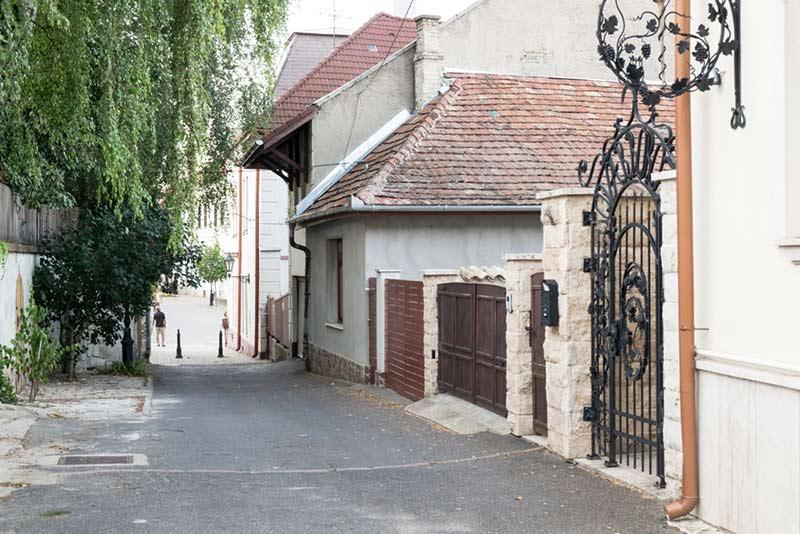 Tokaj ulice