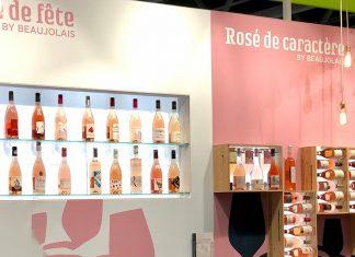Rosé de caractère by Beaujolais
