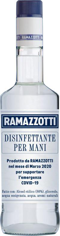 Ramazzotti Desinfettare per Mani