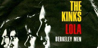 The Kinks Lola okładka singla