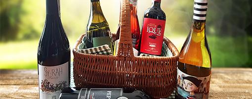 Majowe wybory, czyli wino na kocu