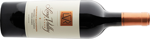 Scheid Vineyards Long Valley Ranch Cabernet Sauvignon 2017 Monterey County