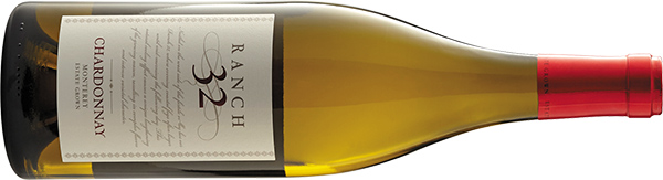 Scheid Vineyards Ranch 32 Chardonnay 2017 Monterey County