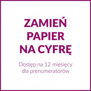 Zamień papier na cyfrę