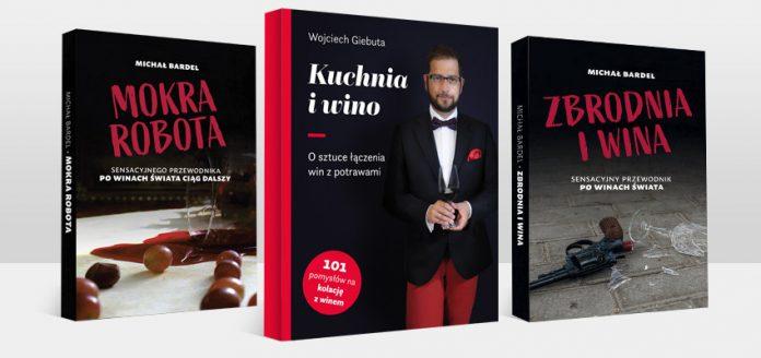 Nowości książkowe wydawnictwa Czas Wina