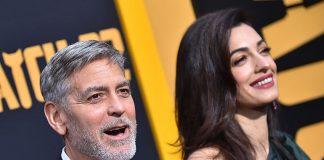 George i Amal Clooney | fot. shutterstock / DFree