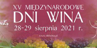 XV Międzynarodowe Dni Wina w Jaśle