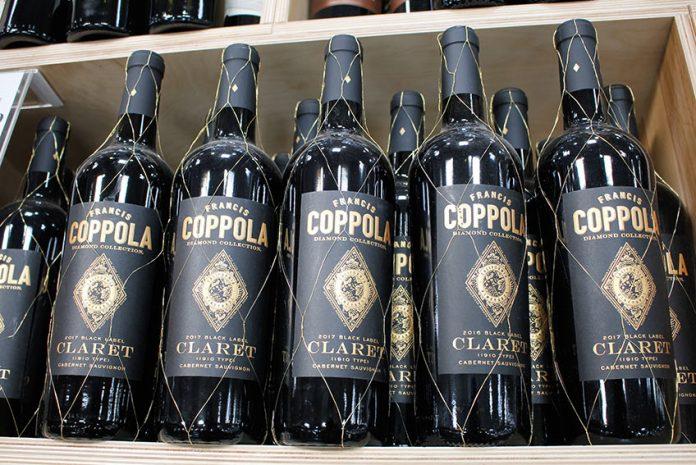Francis Ford Coppola Wino