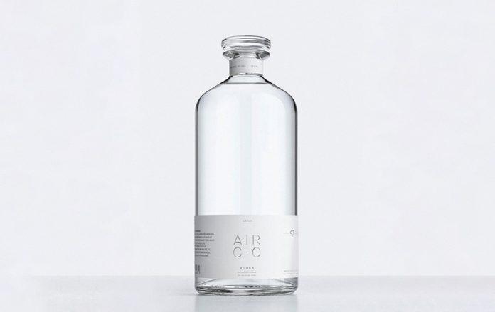 Wódka z powietrza. Air Company produkuje trunek z dwutlenku węgla