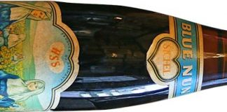 Wino Blue Nun