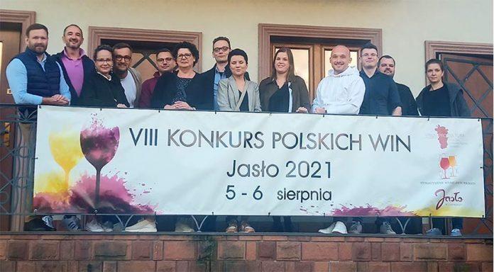 VIII Konkurs Polskich Win – wyniki