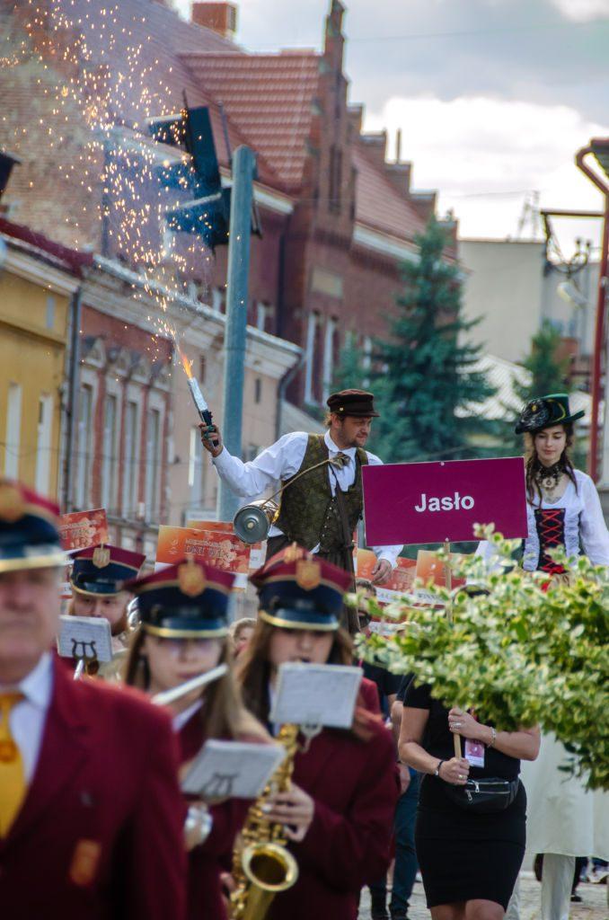 Fot. XV Międzynarodowe Dni Wina w Jaśle