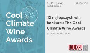 10 najlepszych win konkursu The Cool Climate Wine Awards 2021